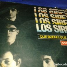 Discos de vinilo: LOS SIREX CHAO CHAO. Lote 210416596