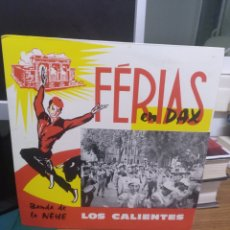 Discos de vinilo: FERIAS EN DAX. AGORILA FRANCE. Lote 210422190