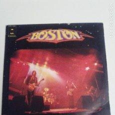 Discos de vinilo: BOSTON LARGO TIEMPO LONG TIME / LET ME TAKE YOU HOME TONIGHT ( 1977 EPIC ESPAÑA ). Lote 210430345