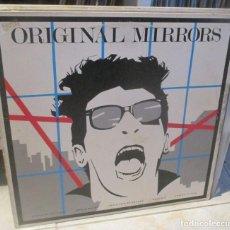 Discos de vinilo: ORIGINAL MIRRORS - MERCURY LP 1980. Lote 210432708