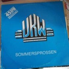 Discos de vinilo: UKW-SOMMERSPROSSEN-MAXI 1983. Lote 210436626