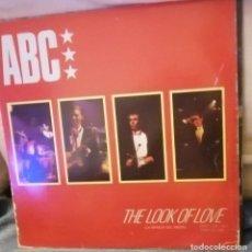 Discos de vinilo: ABC : THE LOOK OF LOVE - MAXI 1982. Lote 210437200