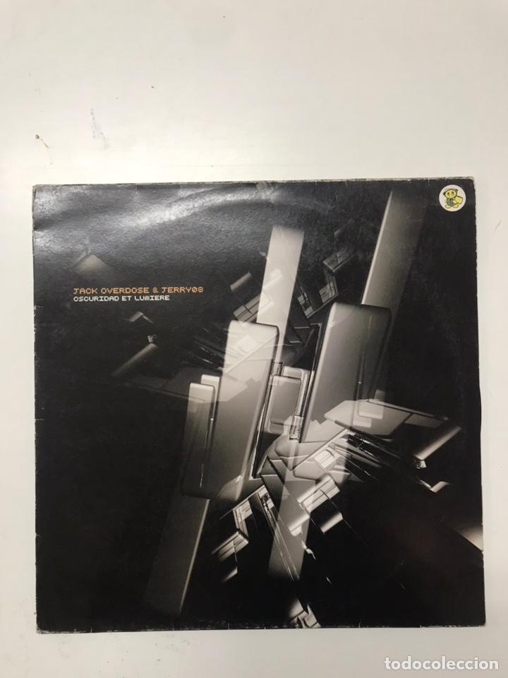 Discos de vinilo: Lote de 10 vinilos electrónica / hardtek - Foto 2 - 210438442