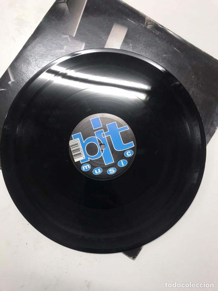 Discos de vinilo: Lote de 10 vinilos electrónica / hardtek - Foto 6 - 210438442
