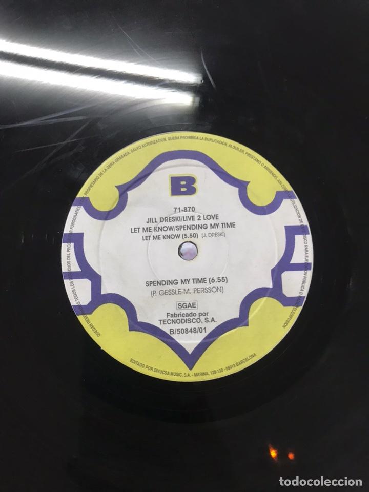 Discos de vinilo: Lote de 10 vinilos electrónica / hardtek - Foto 10 - 210438442