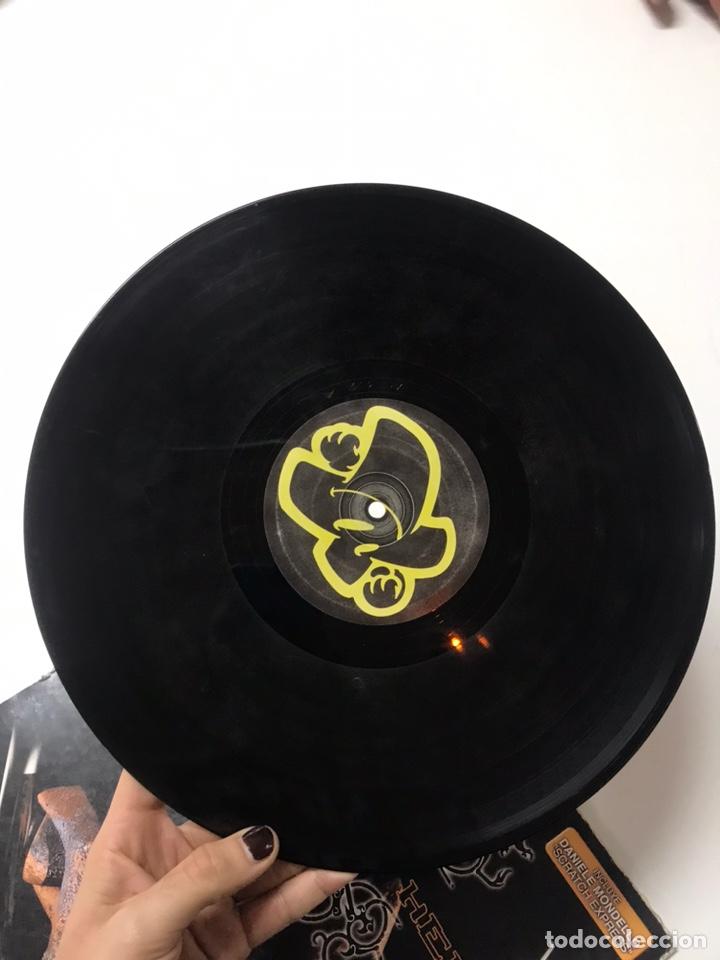 Discos de vinilo: Lote de 10 vinilos electrónica / hardtek - Foto 27 - 210438442