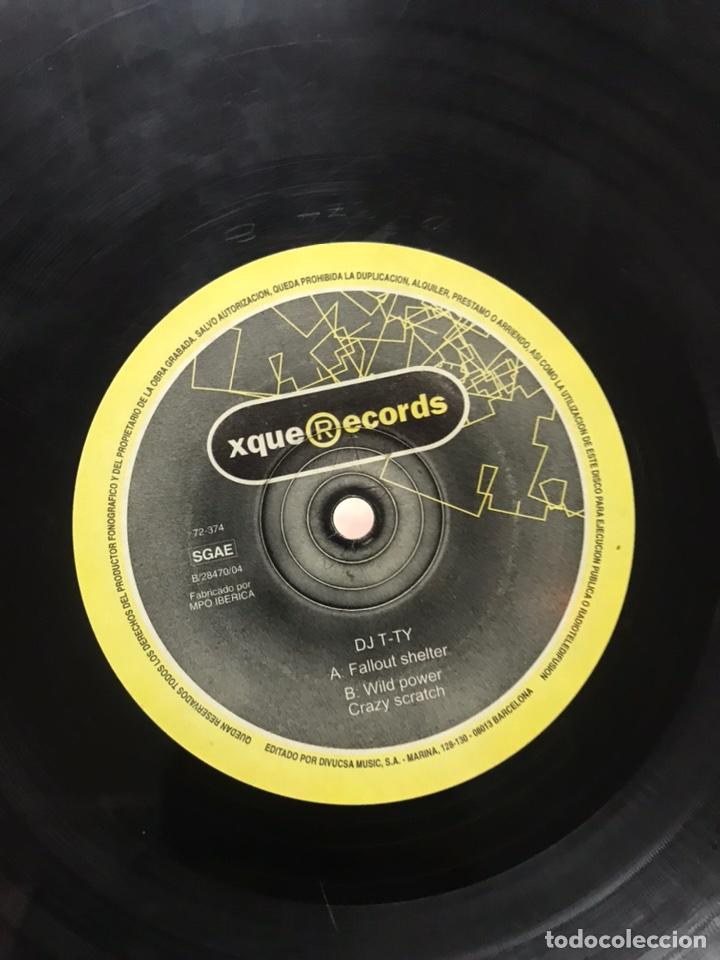 Discos de vinilo: Lote de 10 vinilos electrónica / hardtek - Foto 43 - 210438442