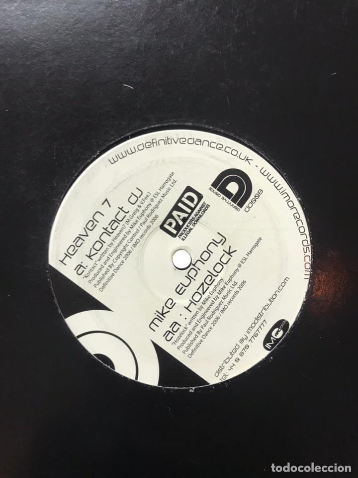 Discos de vinilo: Lote de 10 vinilos electrónica / hardtek - Foto 46 - 210438442
