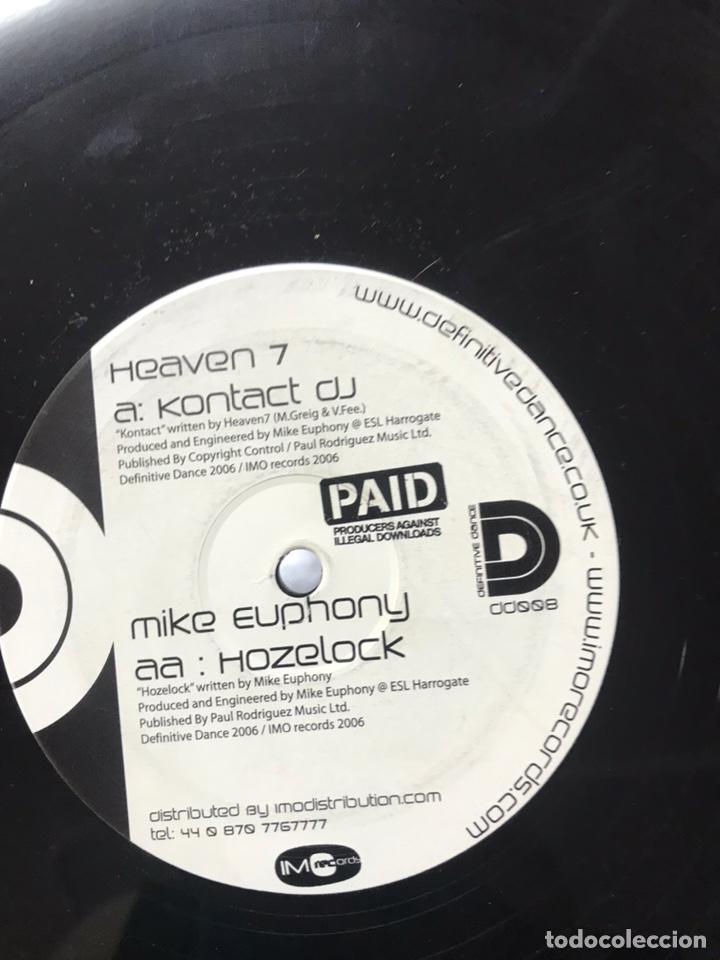 Discos de vinilo: Lote de 10 vinilos electrónica / hardtek - Foto 48 - 210438442