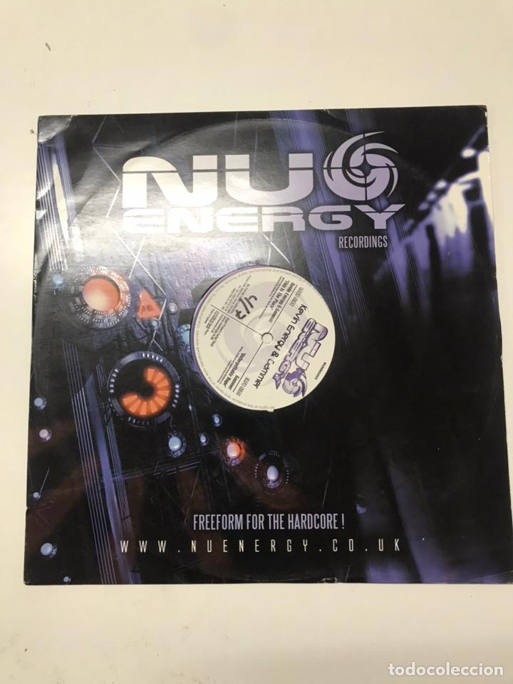 Discos de vinilo: Lote de 10 vinilos electrónica / hardtek - Foto 50 - 210438442