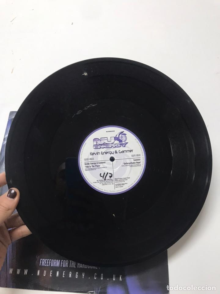 Discos de vinilo: Lote de 10 vinilos electrónica / hardtek - Foto 52 - 210438442