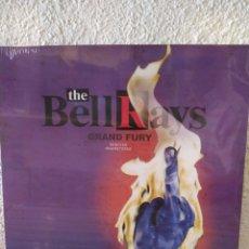 Discos de vinilo: THE BELLRAYS GRAND FURY. REMIXED REMASTERED - LP VINILO NUEVO PRECINTADO. Lote 210438751