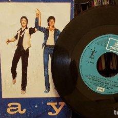 Discos de vinilo: SAY SAY SAY MCCARTNEY Y MICHAEL JACKON. Lote 210440097
