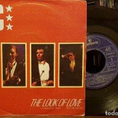 Discos de vinilo: ABC - THR LOOK OF LOVE. Lote 210440200