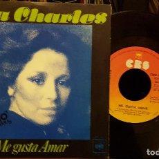 Discos de vinilo: TINA CHARLES - ME GUSTA AMAR. Lote 210442398
