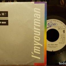 Discos de vinilo: WHAM! GEORGE MICHAEL. Lote 210443205