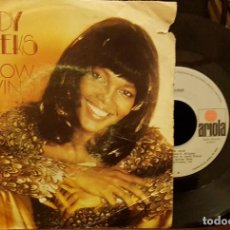 Discos de vinilo: JUDY CHEEKS - MELLOW LOVIN. Lote 210443650