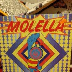 Discos de vinilo: MOLELLA. Lote 210443775