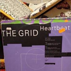 Discos de vinilo: THE GRID. Lote 210444226