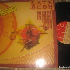 Discos de vinilo: KATE BUSH-THE KICK INSIDE (1978.EMI.)OG ALEMANIA LEA DESCRIPCION. Lote 210444381