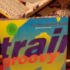 Discos de vinilo: TRAIN GROOVY. Lote 210444488