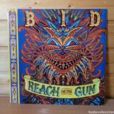 Discos de vinilo: 12 MAXI , BID , REACH FOR YOU GUN. Lote 210444512