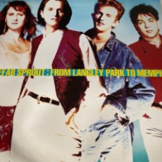 Discos de vinilo: ANTIGUO LP PREFAB SPROUT FROM LANGLEY PARK TO MEMPHIS. Lote 210444983