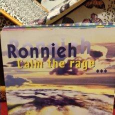 Discos de vinilo: RONNIEH CALMA THE RAGE. Lote 210445193