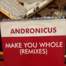 Discos de vinilo: ANDRONICUS. Lote 210445411