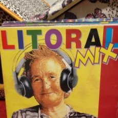Discos de vinilo: LITORAL MIX. Lote 210445445