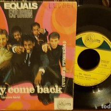 Dischi in vinile: EQUALS - EXPLOSION - BABY COME BABY. Lote 210445508