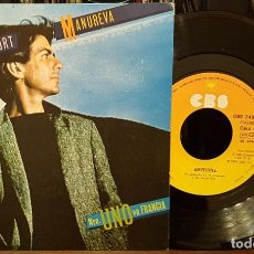 Discos de vinilo: ALAIN CHAMFORT - MANUREVA. Lote 210446528