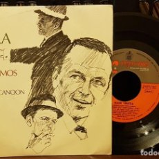 Discos de vinilo: FRANK SINATRA - EL MUNDO QUE CONOCÍAMOS. Lote 210447550
