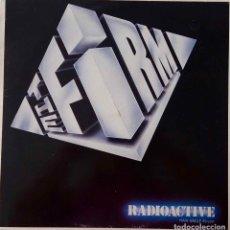 Discos de vinilo: THE FIRM. ( BAD COMPANY ). RADIOACTIVE. MAXI SINGLE ESPAÑA 3 TEMAS. Lote 210448991
