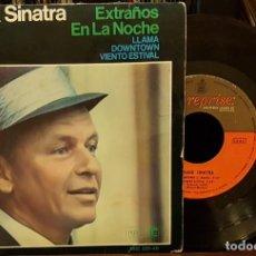 Discos de vinilo: FRANK SINATRA - EXTRAÑOS EN LA NOCHE. Lote 210449947