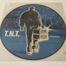 Discos de vinilo: T.N.T. - I'M GONNA BE. Lote 210451361