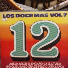 Discos de vinilo: LAS 12. Lote 210453313