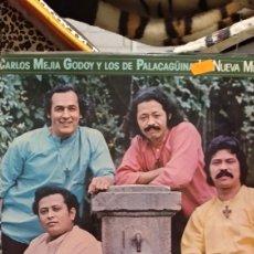 Discos de vinilo: CARLOS MEJÍA GODOY. Lote 210453611