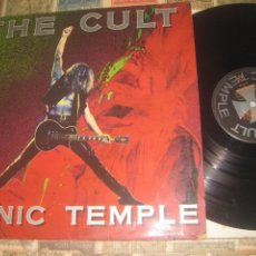 Discos de vinilo: THE CULT ?– SONIC TEMPLE, (VIRGIN 1989) OG ENGLAND LEA DESCRIPCION. Lote 210454075