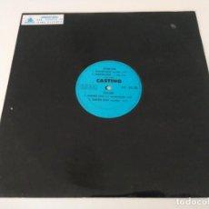 Discos de vinilo: CASTING - TAINTED LOVE. Lote 210457661