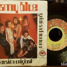 Dischi in vinile: POP - TOPS MAMY BLUE. Lote 210458158