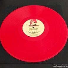 Discos de vinilo: CRADLE OF FILTH – FROM THE CRADLE TO ENSLAVE / E.P. COLOR ROJO SANGRE. Lote 210462373