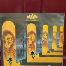 Discos de vinilo: MAN - WELSH-CONNECTION. LP VINILO BUEN ESTADO. Lote 210462966