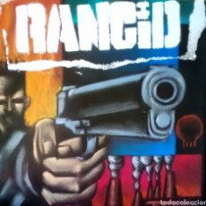 Discos de vinilo: RANCID LP PORIGINAS EPITAPH RECORDS 1993. Lote 210463022