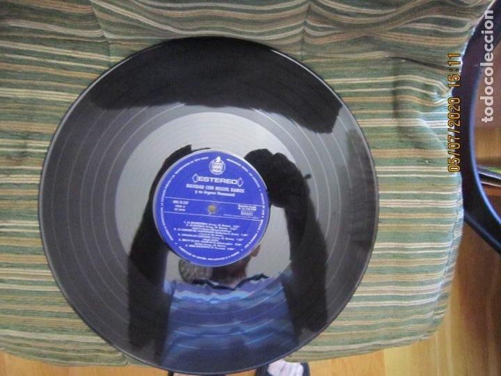 Discos de vinilo: MIGUEL RAMOS Y SU ORGANO HAMMOND - NAVIDAD LP - ESPAÑA - HISPAVOX 1967 STEREO - Foto 7 - 210465935