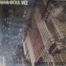 Discos de vinilo: MAR OTRA VEZ ?– EDADES DE OXIDO LP ESPAÑA 1986. Lote 210467852