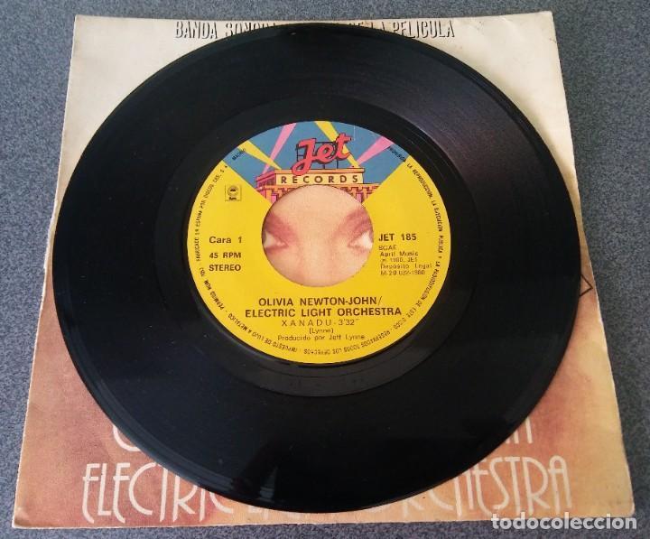 Discos de vinilo: Vinilo Ep Xanadu Olivia Newton John - Foto 2 - 210471155