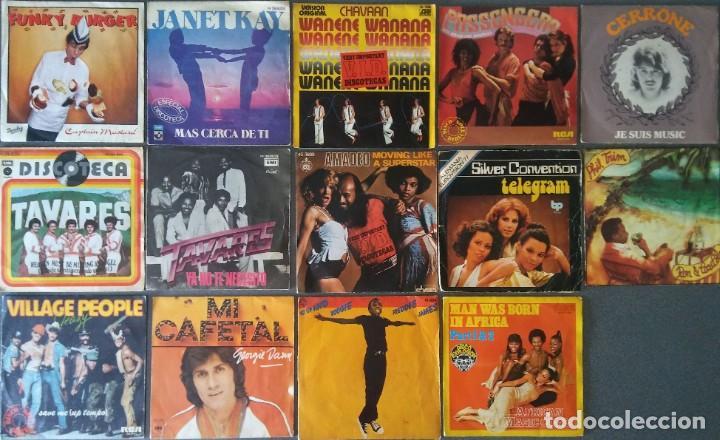 LOTE VINILOS EPS MUSICA DANCE (Música - Discos de Vinilo - EPs - Disco y Dance)