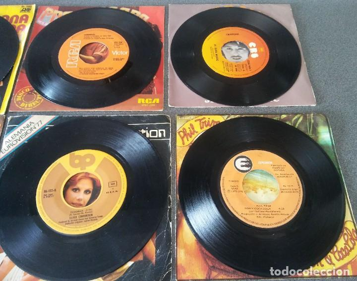 Discos de vinilo: Lote vinilos Eps musica dance - Foto 5 - 210473566