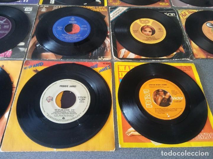Discos de vinilo: Lote vinilos Eps musica dance - Foto 7 - 210473566
